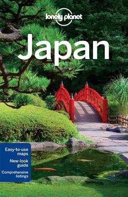 Lonely Planet Japan - Rowthorn, Chris