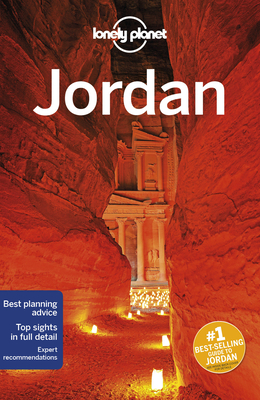 Lonely Planet Jordan - Lonely Planet, and Walker, Jenny, and Clammer, Paul
