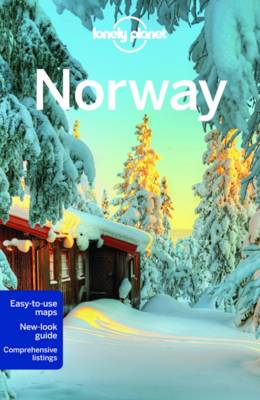 Lonely Planet Norway - Lonely Planet, and Ham, Anthony, and Butler, Stuart
