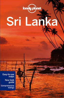 Lonely Planet Sri Lanka - Lonely Planet, and Ver Berkmoes, Ryan, and Butler, Stuart