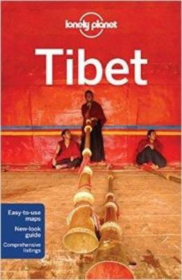 Lonely Planet Tibet - Lonely Planet, and Mayhew, Bradley, and Kelly, Robert