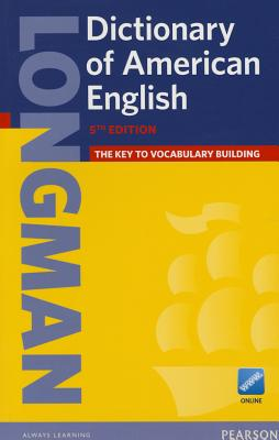 Longman Dictionary of American English 5 Paper & Online (HE) -
