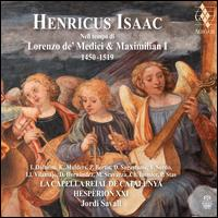 Lorenzo de? Medici and Maximilian I, 1450 ? 1519 - A. Fournes (sackbut); Beatrice Delpierre (alto); Beatrice Delpierre (soprano); Beatrice Delpierre (chalemie);...