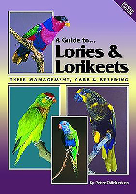 Lories and Lorikeets - Odekerken, Peter