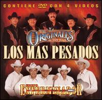 Los Más Pesados [CD/DVD] - Grupo Exterminador/Originales De San Juan