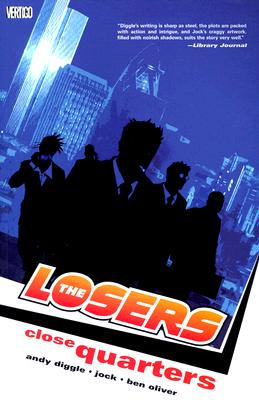 Losers Vol 04: Close Quarters - Diggle, Andy