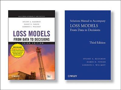 loss models from data to decisions 3rd edition solutions manual rh alibris com Test Bank Solutions Manual Math Solution Manual