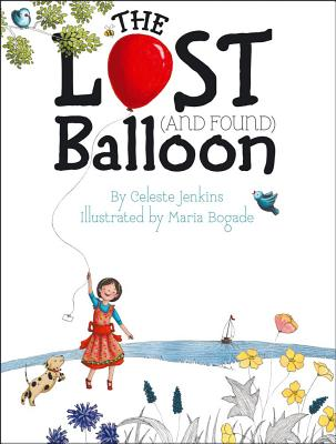 Lost (and found) Balloon - Jenkins, Celeste
