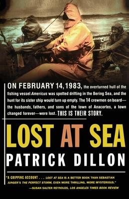 Lost at Sea - Dillon, Patrick