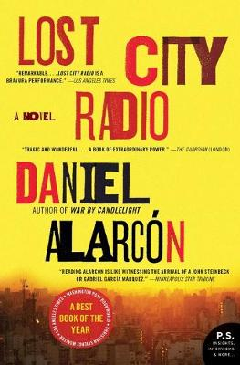 Lost City Radio - Alarcon, Daniel