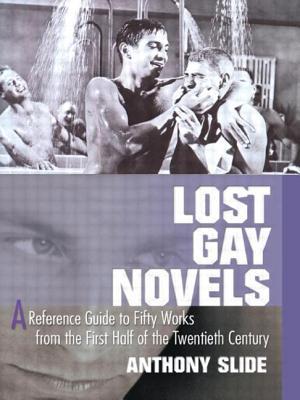 Lost Gay Novels - Slide, Anthony