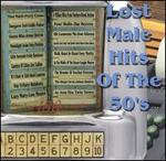 Lost Male Hits of the 50's