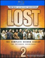 Lost: The Complete Second Season - The Extended Experience [7 Discs] [Blu-ray] -