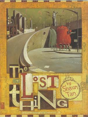 Lost Thing - Tan, Shaun