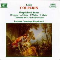 Louis Couperin: Harpsichord Suites - Laurence Cummings (harpsichord)