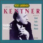 Louis Kentner Plays Liszt