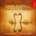 Louis Lortie plays Schumann & Chopin Piano Concertos