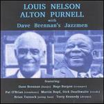 Louis Nelson/Alton Purnell With Dave Brennan's Jazzmen