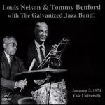 Louis Nelson & Tommy Benford with Galvanized Jazz