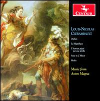 Louis-Nicolas Clérambault: Music from Aston Magna - Christopher Krueger (baroque flute); Daniel Stepner (baroque violin); Dominique Labelle (soprano);...