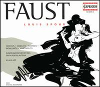 Louis Spohr: Faust - Alfred Reiter (vocals); Bo Skovhus (vocals); Brigitte Wohlfarth (vocals); Christoph Spath (vocals); Franz Hawlata (vocals);...