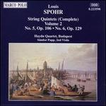 Louis Spohr: String Quintets, Volume 2