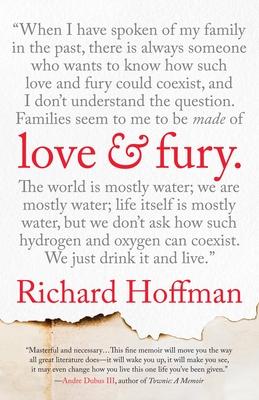 Love & Fury - Hoffman, Richard