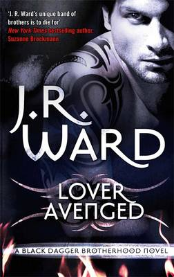 Lover Avenged - Ward, J. R.