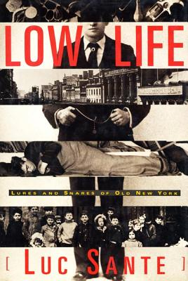 Low Life: Lures and Snares of Old New York - Sante, Luc