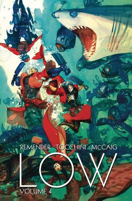 Low Volume 4: Outer Aspects of Inner Attitudes - Remender, Rick, and Tocchini, Greg, and McCaig, Dave