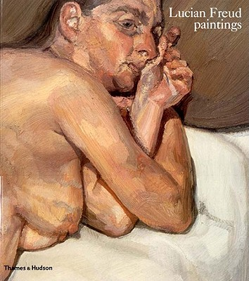 Lucian Freud Paintings - Hughes, Robert, and Freud, Lucian