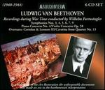 Ludwig van Beethoven: Recordings during War Time
