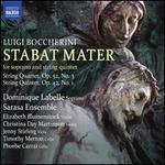 Luigi Boccherini: Stabat Mater; String Quartet, Op. 52, No. 3; String Quintet, Op. 42, No. 1