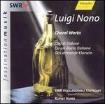 Luigi Nono: Choral Works