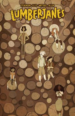 Lumberjanes Vol. 4, 4: Out of Time - Watters, Shannon, and Stevenson, Noelle, and Ellis, Grace