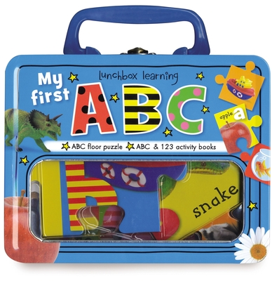 Lunchbox Learning: My First ABC - Rowbottom, Katie