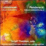 Lutoslawski/Penderecki: Cello Concertos
