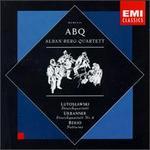 Lutoslawski: Streichquartett; Urbanner: Streichquartett No.4; Berio: Notturno