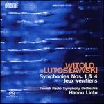 Lutoslawski: Symphonies Nos. 1 & 4; Jeux Vénitiens