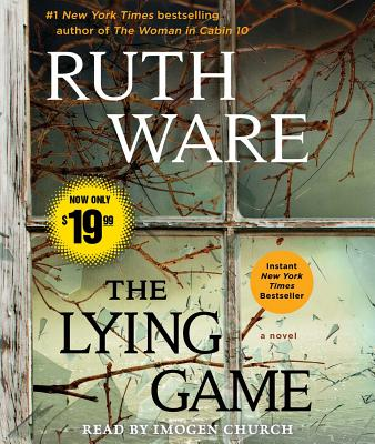 Lying Game - Ware, Ruth, and Church, Imogen (Read by)