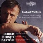 Mátyás Seiber: Tre pezzi; Antal Dorati: Concerto; Bartók: Viola Concerto