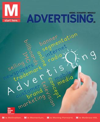 M: Advertising with Connect Plus - Arens, William, and Arens, Christian, and Weigold, Michael