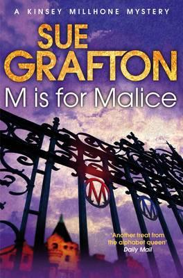 M is for Malice - Grafton, Sue
