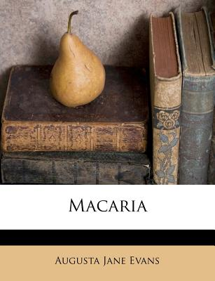 Macaria - Evans, Augusta J