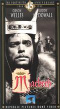 Macbeth - Orson Welles