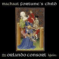 Machaut: Fortune's Child - Angus Smith (tenor); Donald Greig (baritone); Mark Dobell (tenor); Matthew Venner (counter tenor)