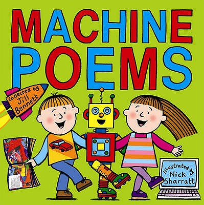 Machine Poems - Bennett, Jill