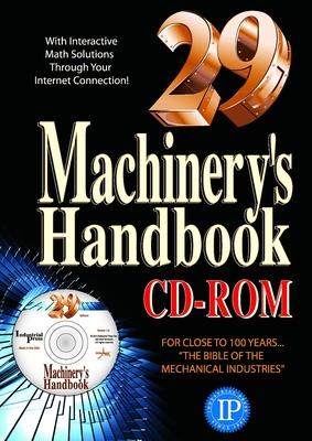 Machinery's Handbook - Oberg, Erik