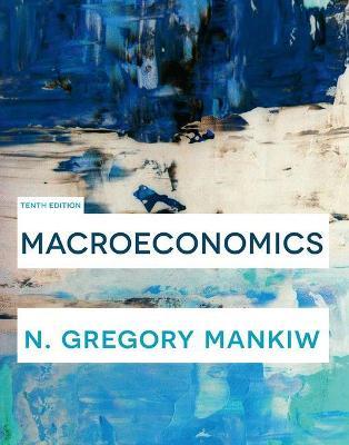 Macroeconomics - Mankiw, N. Gregory