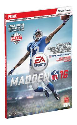 Madden NFL 16 Official Strategy Guide - Farley, Zach